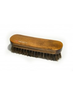 PROJECT F ® - Leather brush - horse hair