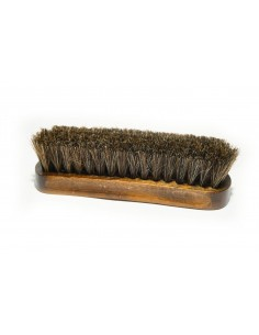 PROJECT F ® - Leather brush - horse hair-1