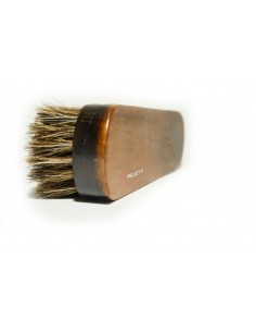 PROJECT F ® - Leather brush - horse hair-2