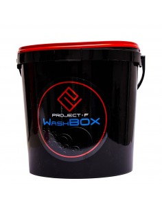 PROJECT F ® - WashBOX - black bucket 12,5l