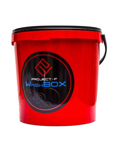 PROJECT F ® - WashBOX - red bucket 12,5l