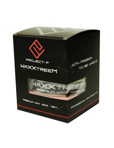 PROJECT F ® - WaXXtreem - Wax 150g - front