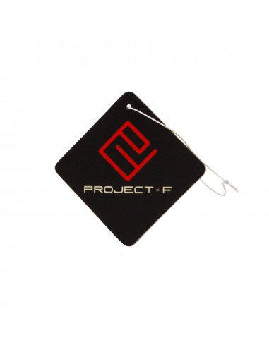 PROJECT F ® - Leather scent - voňavý stromček do auta - vôňa kože