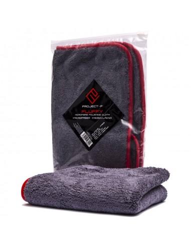 PROJECT F ® - Fluffy - Size: 40x40cm - hustá mikrovláknová utierka