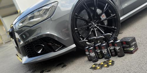 Virco Car Wash detailing Trebišov