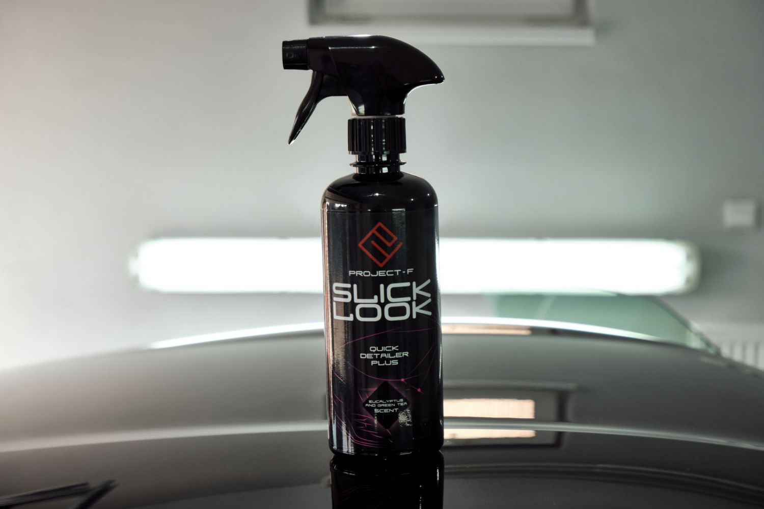 Project F - Detailer SlickLOOK