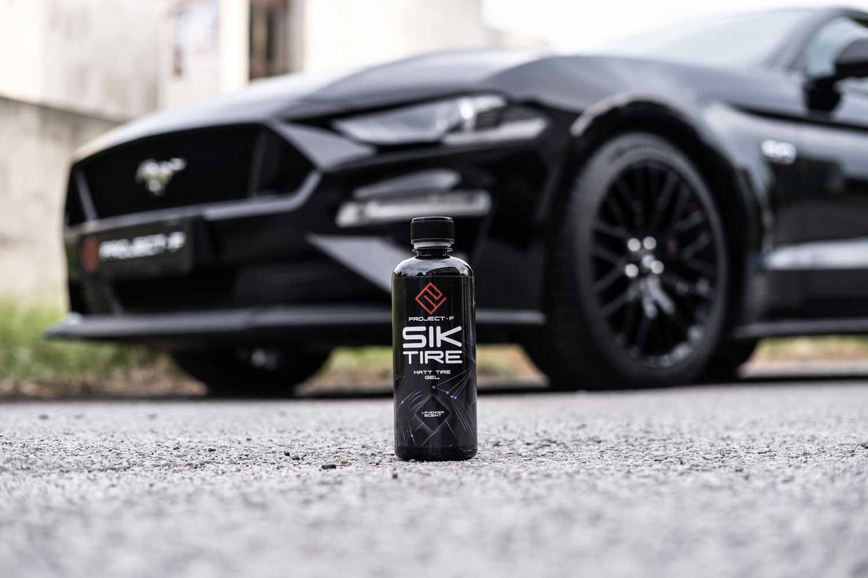 Project F - matt gel - Mustang