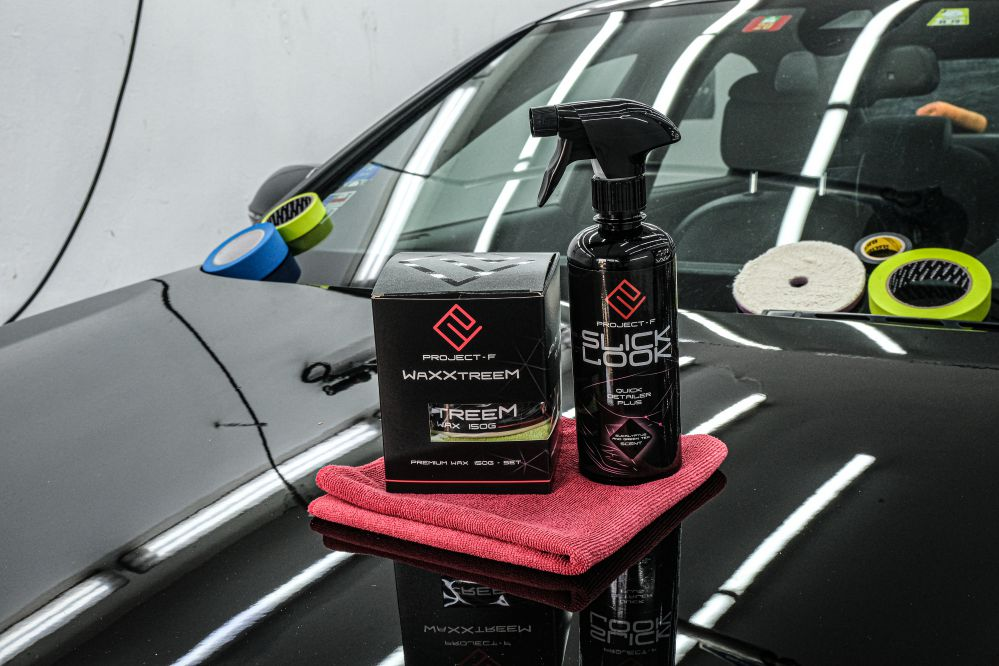 Waxxtreem Wax and detailer