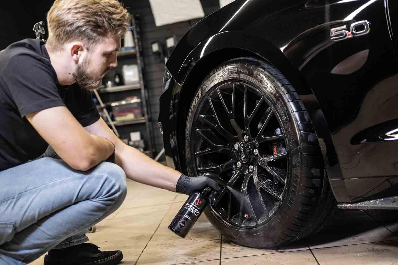 Project F - wheel cleaner - Lexus