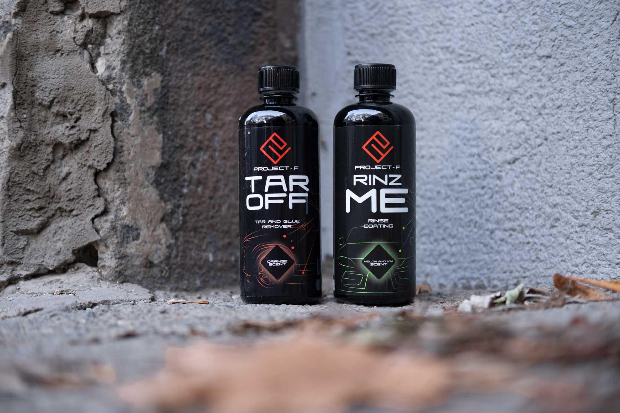 Project F - RinzME and TarOFF