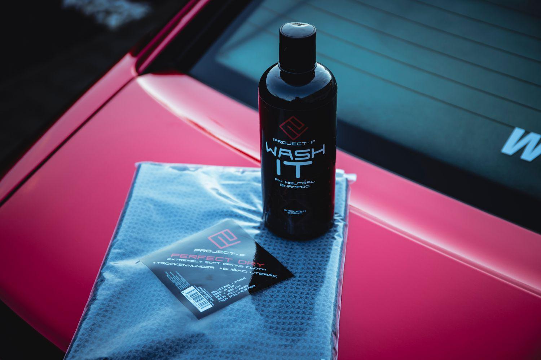 PROJECT F ® - WashIT - PH Neutral autošampón